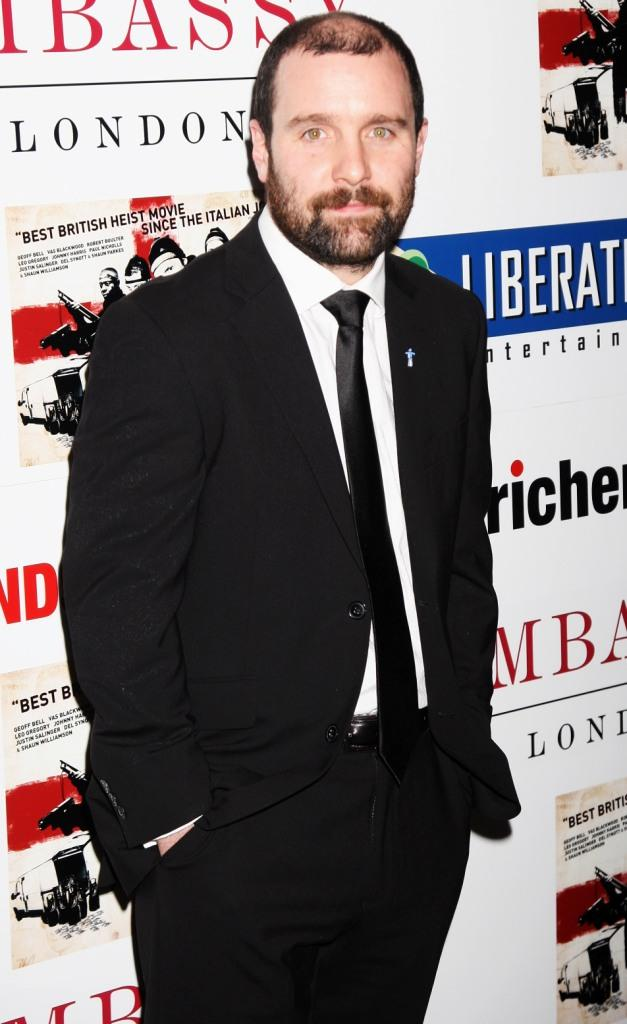 Johnny Harris at the UK premiere of
