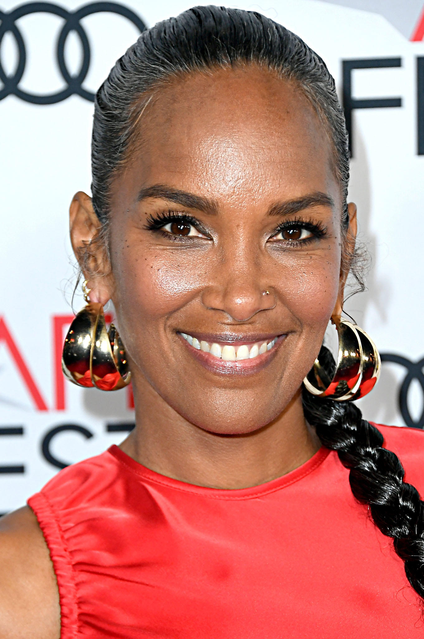 Mara Brock Akil at the