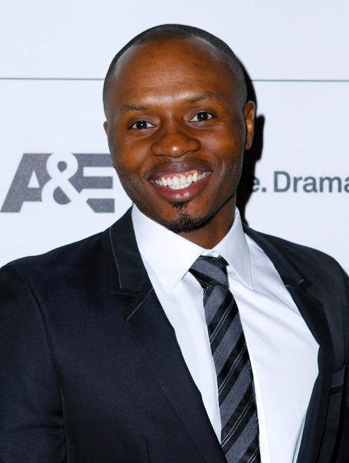 Malcolm Goodwin at the New York premiere of