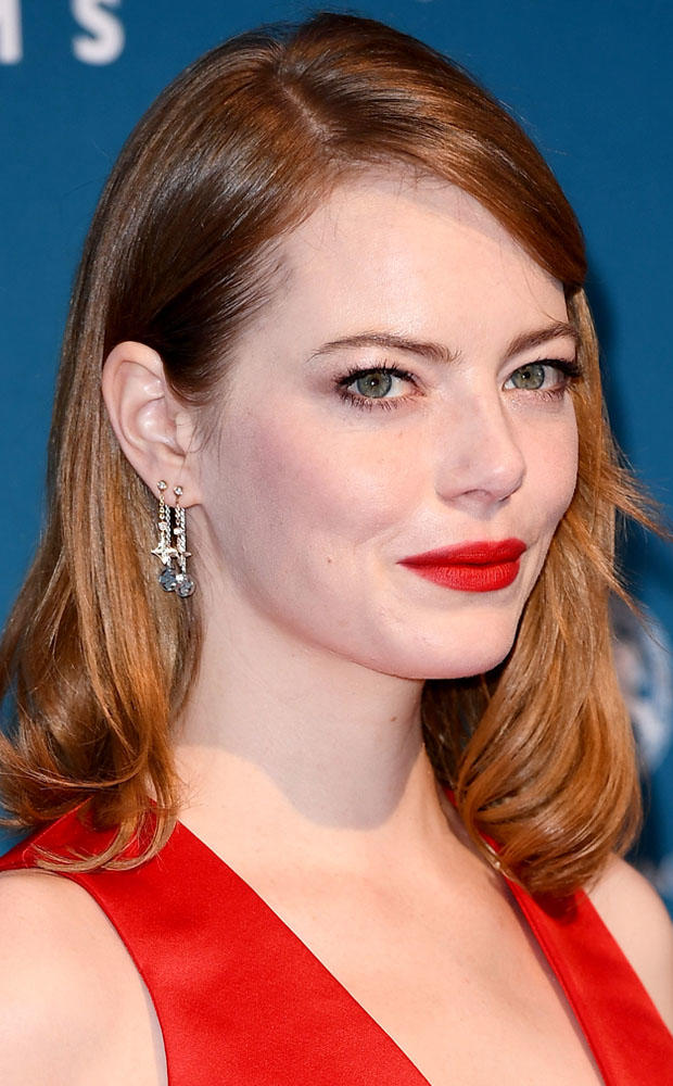 Emma Stone at the 21st British Independent Film Awards in London.