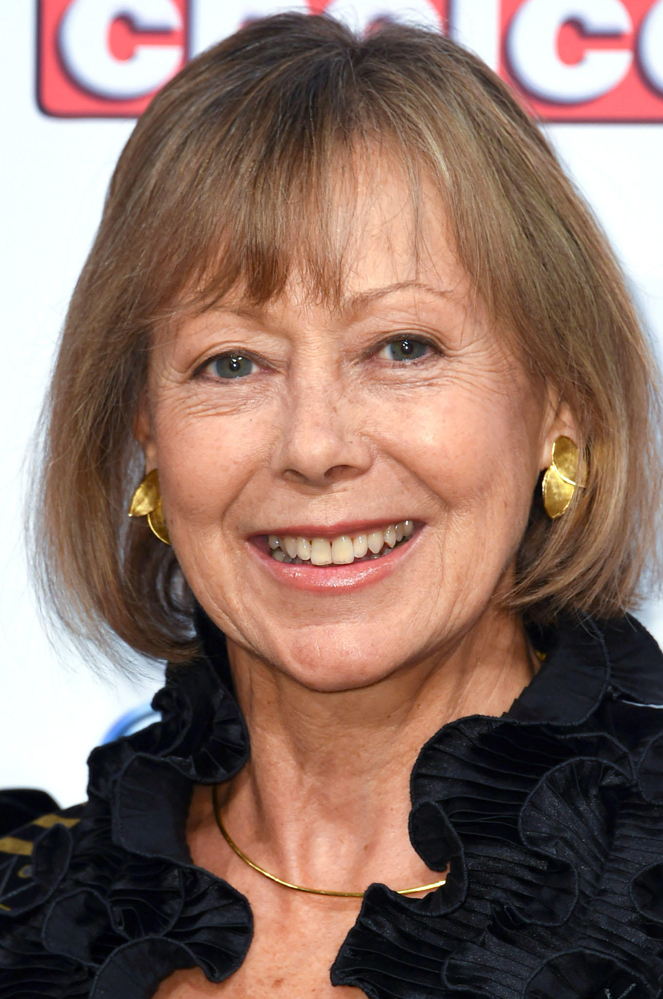 Jenny Agutter at the TV Choice Awards 2019 in London.