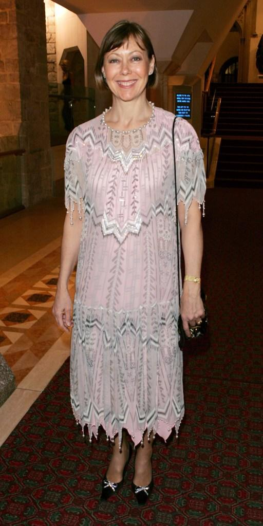 Jenny Agutter at the Sony Ericsson Empire Film Awards.