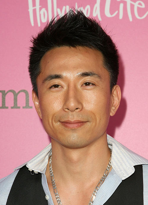 James Kyson Lee at the 12th Annual Young Hollywood Awards in California.