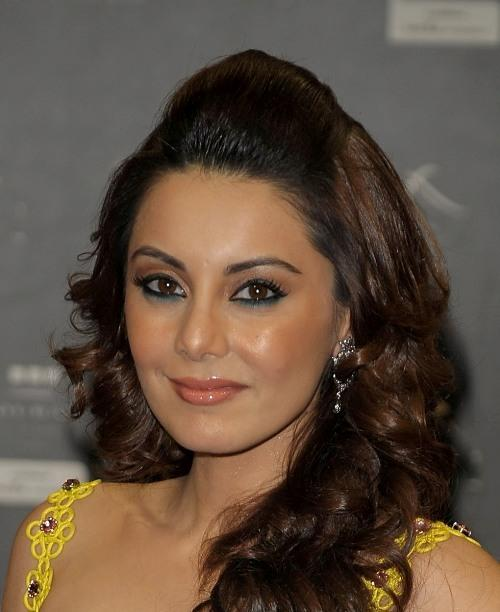 Minissha Lamba at the premiere of