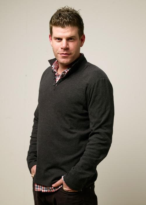 Stephen Rannazzisi at the 2010 Sundance Film Festival.