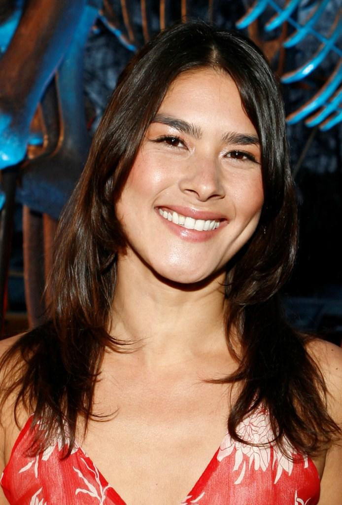 Mizuo Peck at the