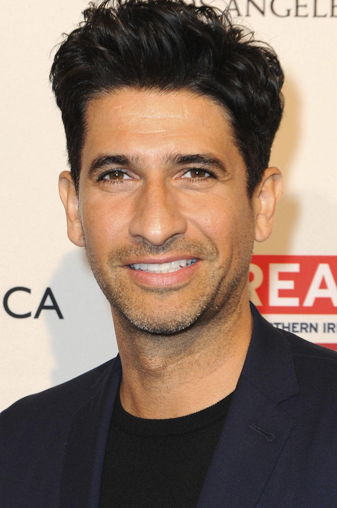 Raza Jaffrey at the BAFTA Los Angeles Awards Season Tea.