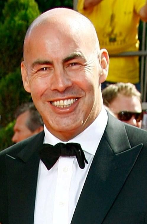Terence Beesley at the 60th Primetime Emmy Awards.