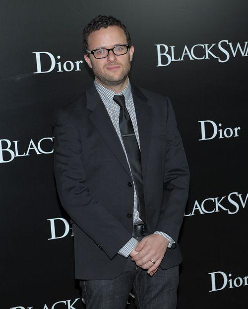 Mark Heyman at the New York premiere of