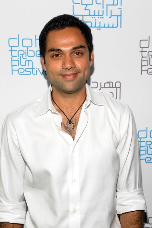 Abhay Deol at the press conference of