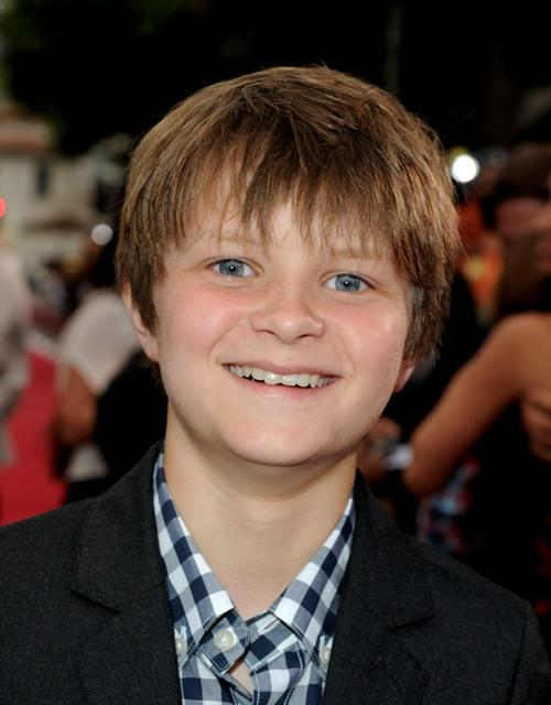 Charlie Tahan at the California premiere of