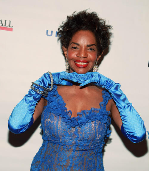Melba Moore at the after party of