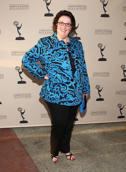 Phyllis Smith at the Academy of Television Arts and Sciences'