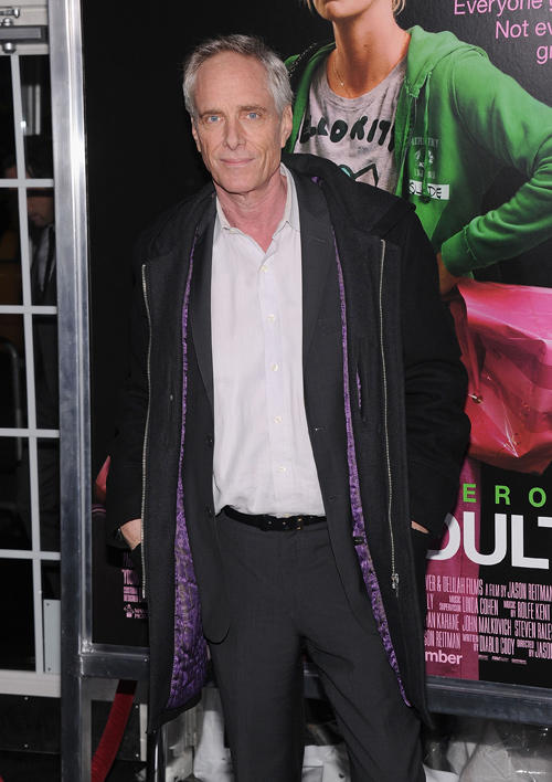 Richard Bekins at the world premiere of
