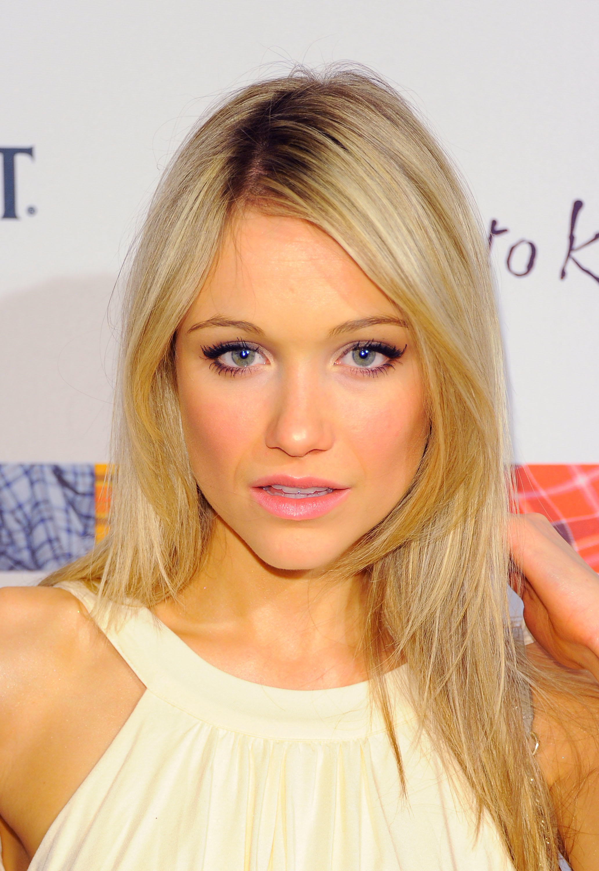 Katrina Bowden at the 9th Annual Dressed To Kilt Charity Fashion Show