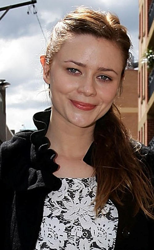 Maeve Dermody at the 2011 season launch of the Belvoir Street Theatre in Australia.