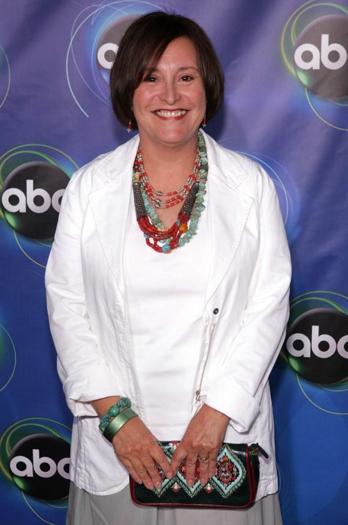 Belita Moreno at the ABC TCA party.