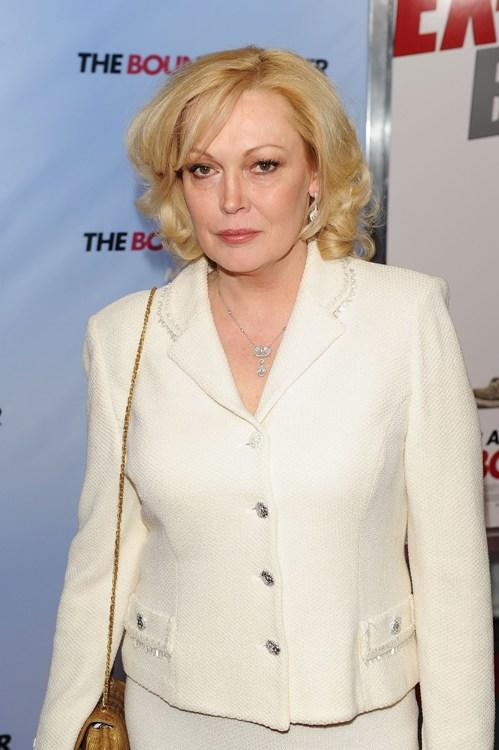Cathy Moriarty at the premiere of