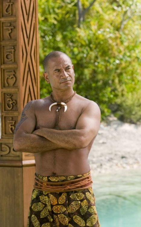 Temuera Morrison as Briggs in