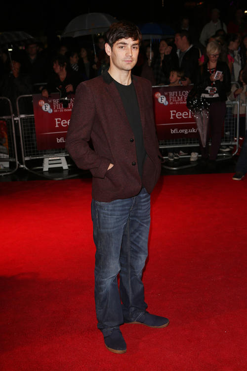 Matthew McNulty at the premiere of