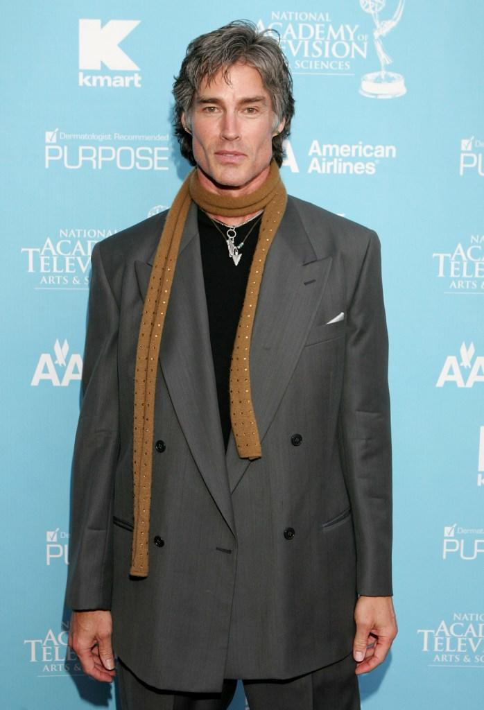 Ronn Moss at the 34th Annual Daytime Creative Arts & Entertainment Emmy Awards.