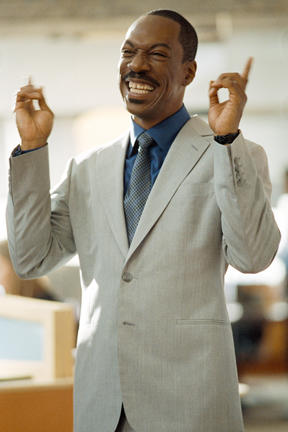 Eddie Murphy as Jack McCall in ``A Thousand Words.''