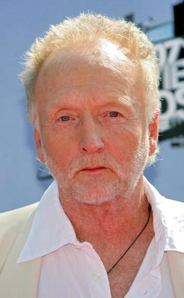 Tobin Bell at the 2007 MTV Movie Awards in Universal City.