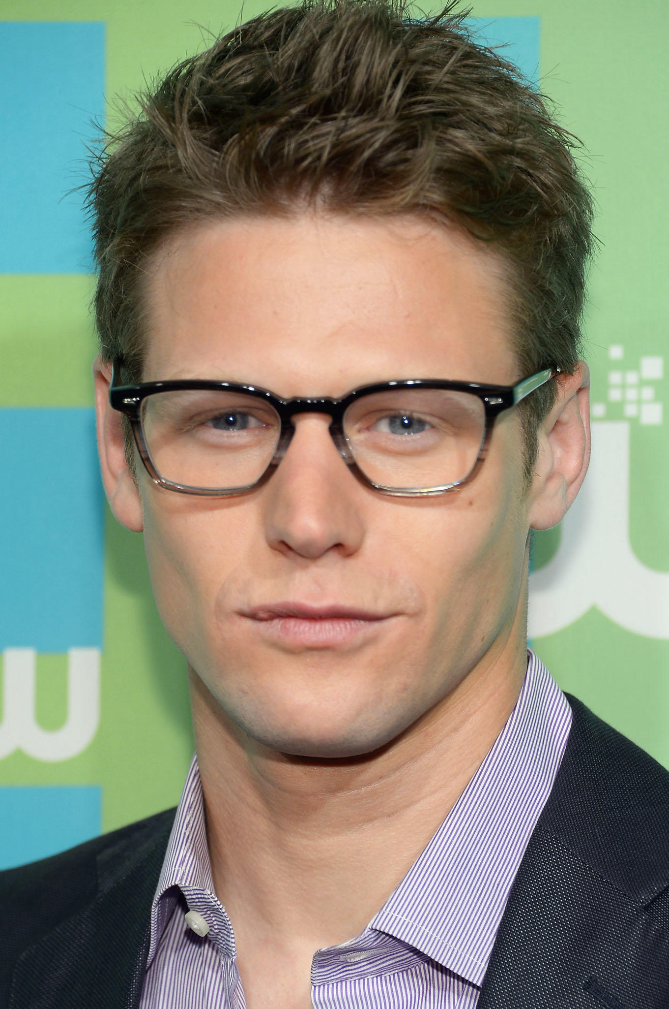 Zach Roerig at CW Network's New York 2012 Upfront.
