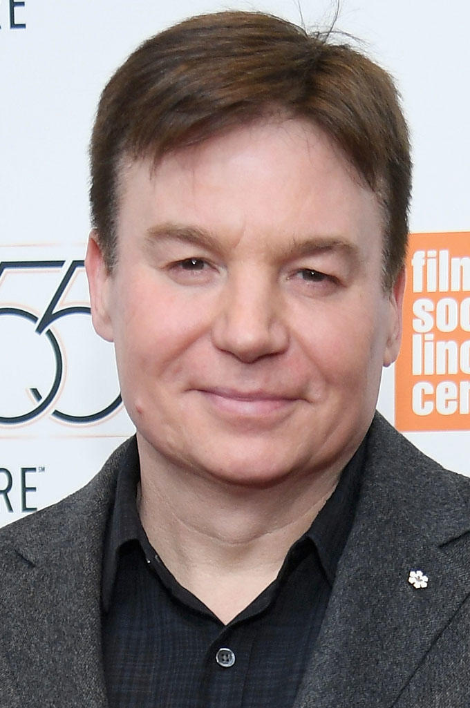 Mike Myers at the 55th New York Film Festival screening of