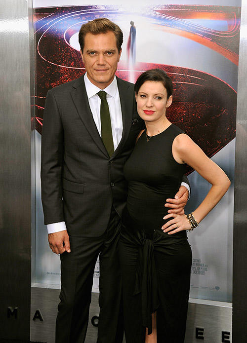 Michael Shannon and Kate Arrington at the