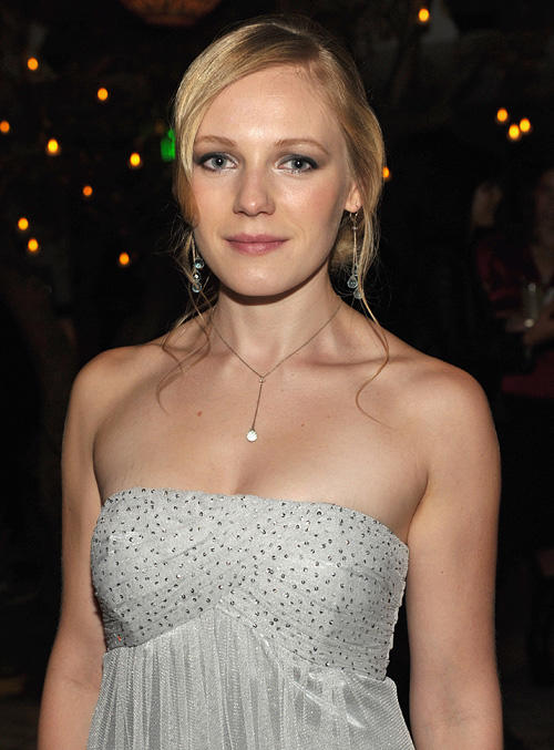 Emma Bell at the after party of 62nd Annual EMMY Awards in California.