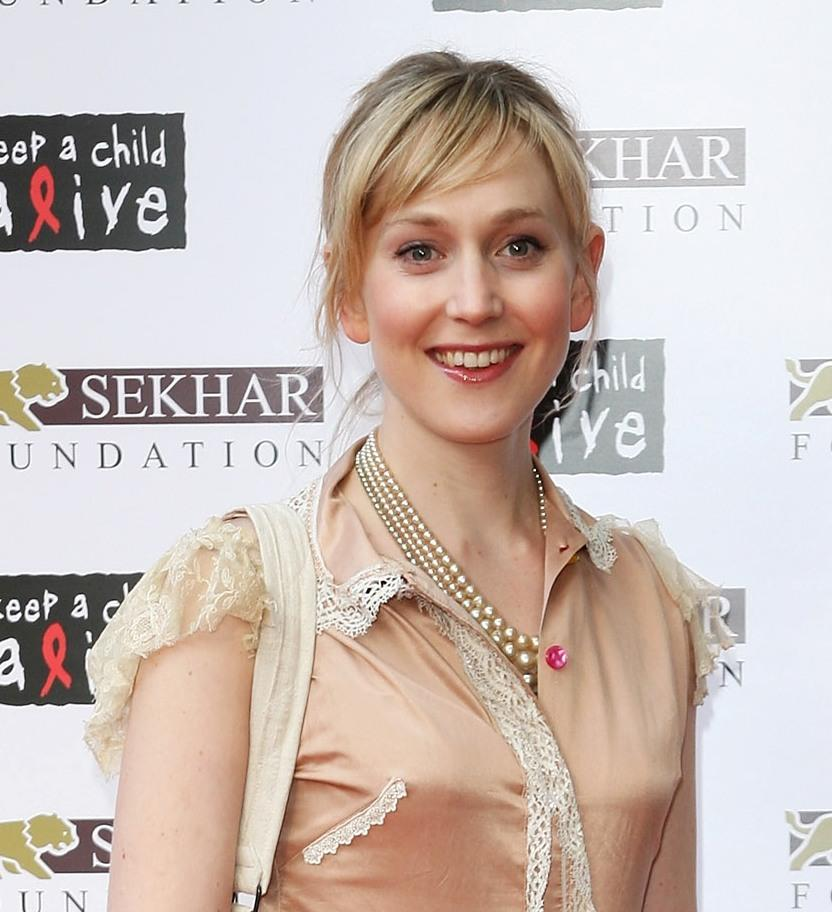 Hattie Morahan at the Alicia Keys Keep a Child Alive Black Ball.