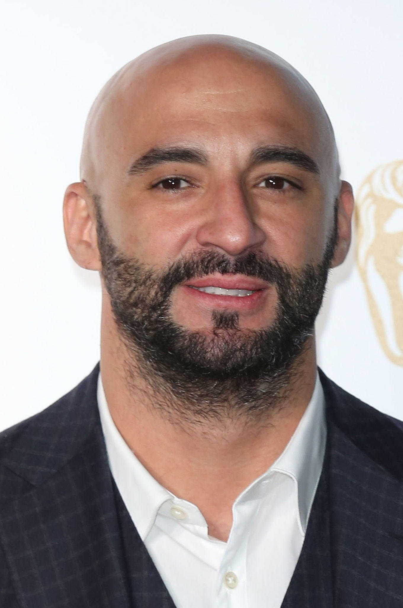 Yann Demange at the EE British Academy Awards nominees party at Kensington Palace.