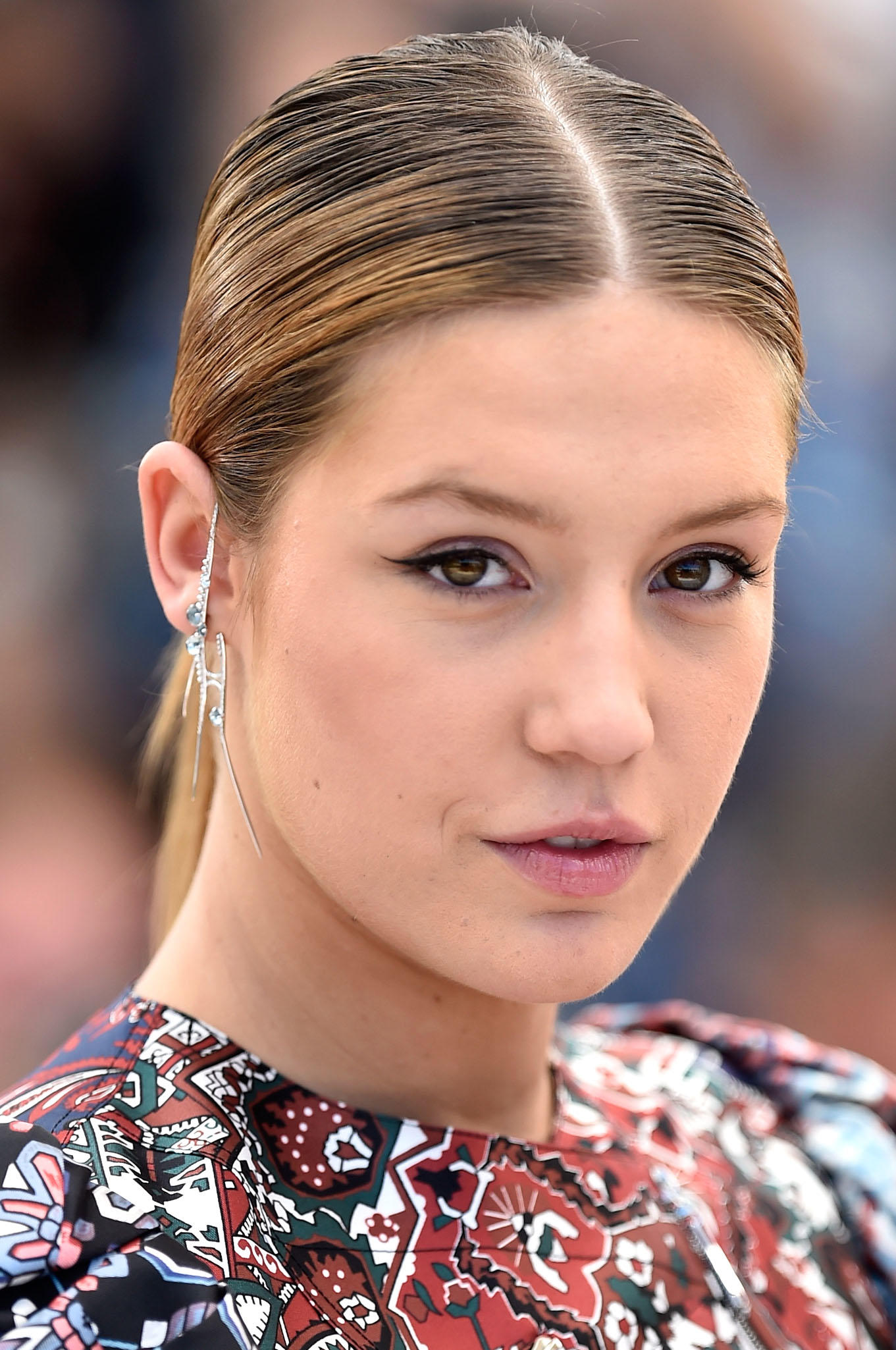 Adele Exarchopoulos at the