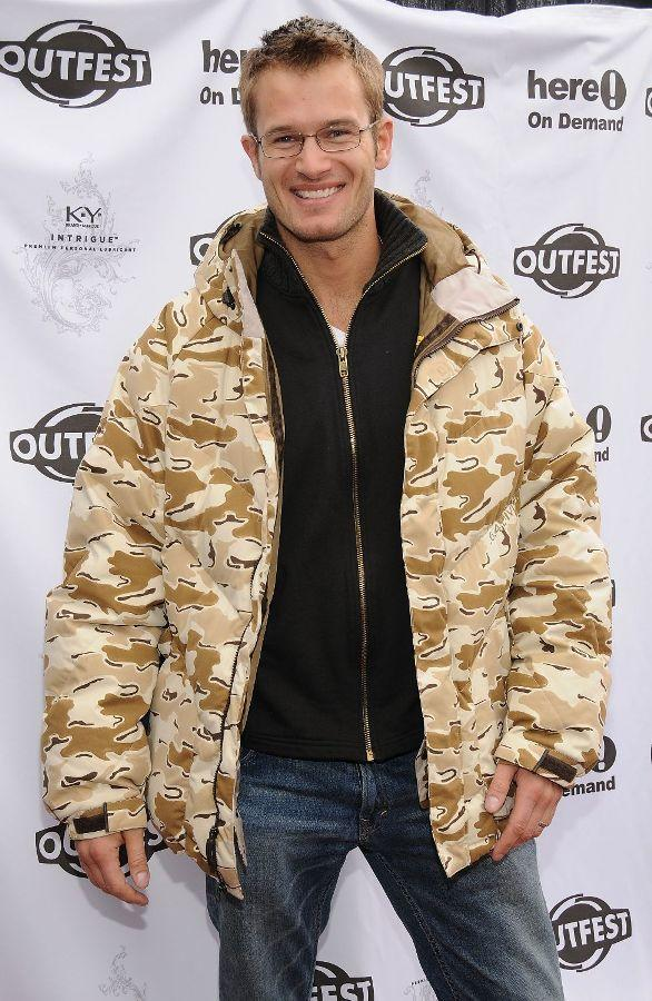 Johann Urb at the 2008 Sundance Film Festival.