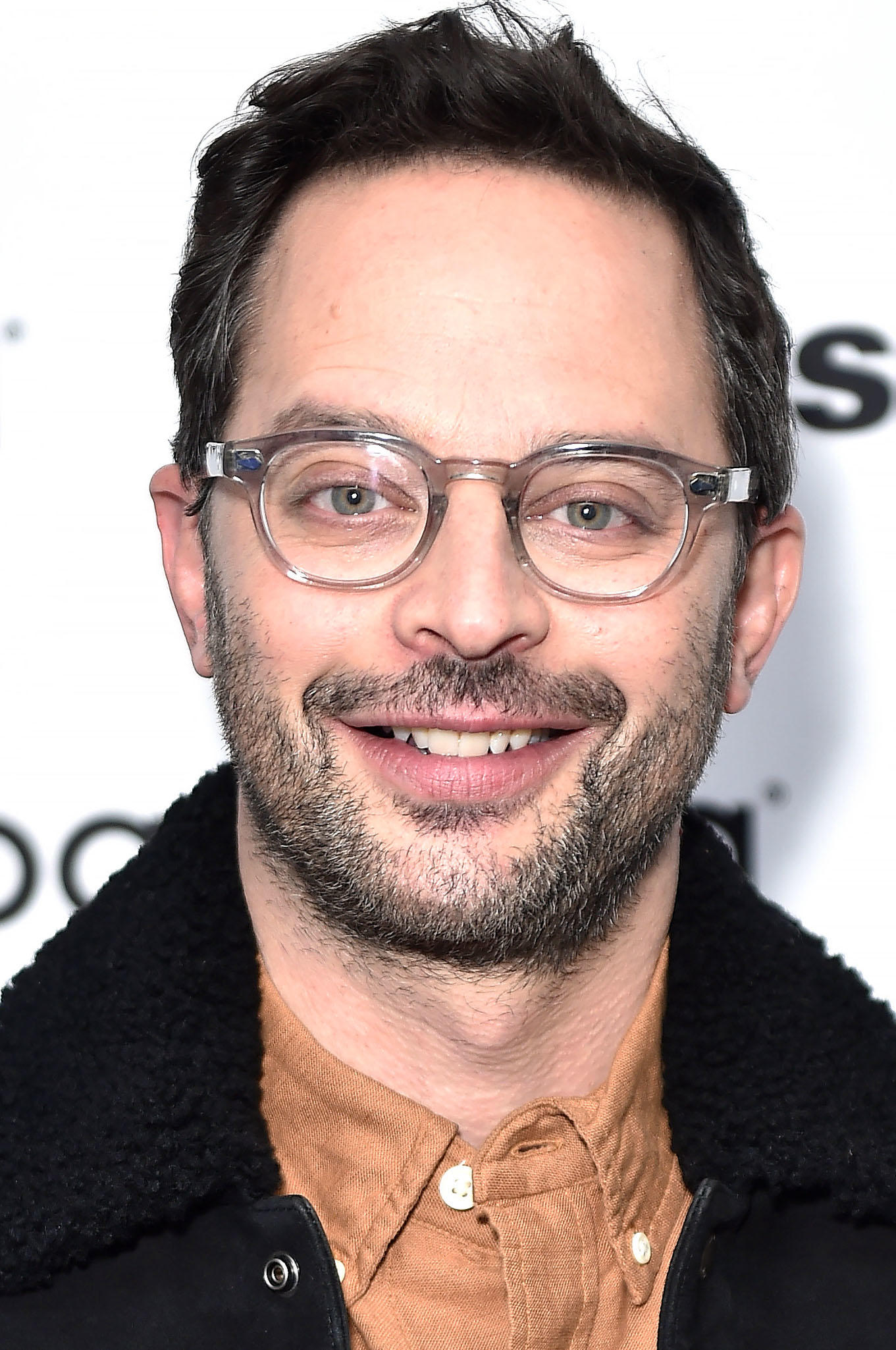 Nick Kroll at SiriusXM Studios in New York City.