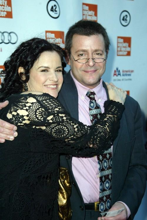 Ally Sheedy and Judd Nelson at the 25th Anniversary of