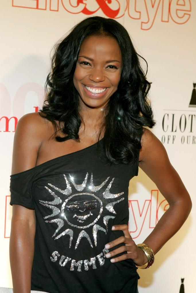 Jill Marie Jones at the Life & Style Magazine presents Stylemakers 2005.