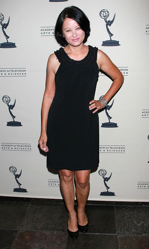 Julia Nickson at the Academy Of Television Arts & Sciences Performers Peer Group Emmy Reception.