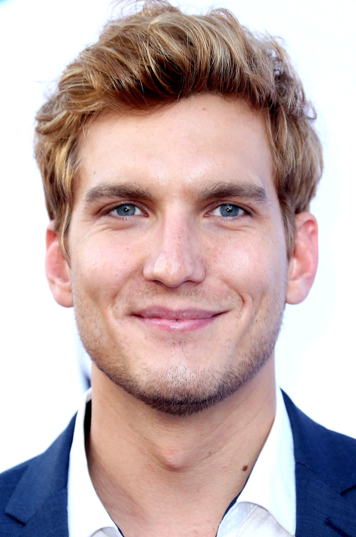 Scott Michael Foster at the screening of
