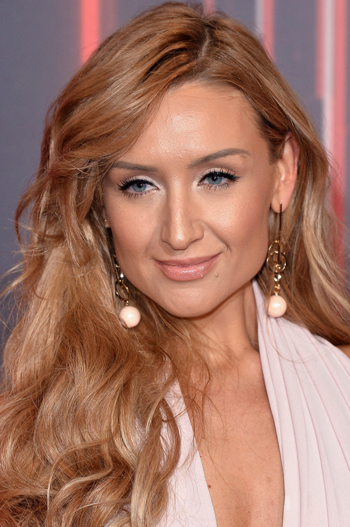 Catherine Tyldesley at The British Soap Awards in Manchester, England.