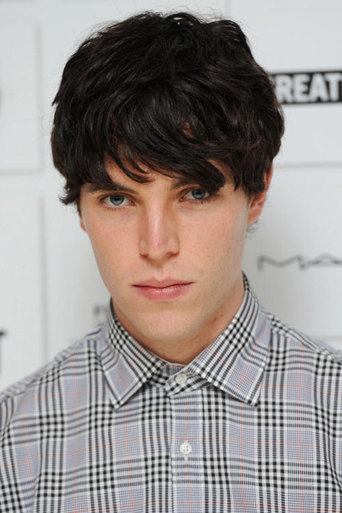 Tom Hughes at the Moet British Independent Film Awards Nominations in England.