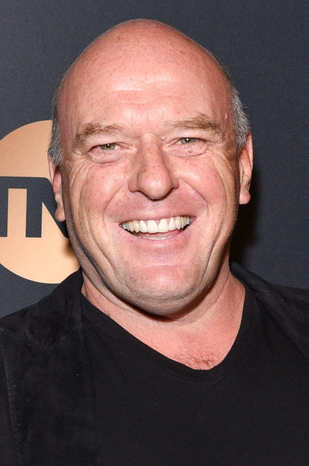 Dean Norris at the premiere of TNT's