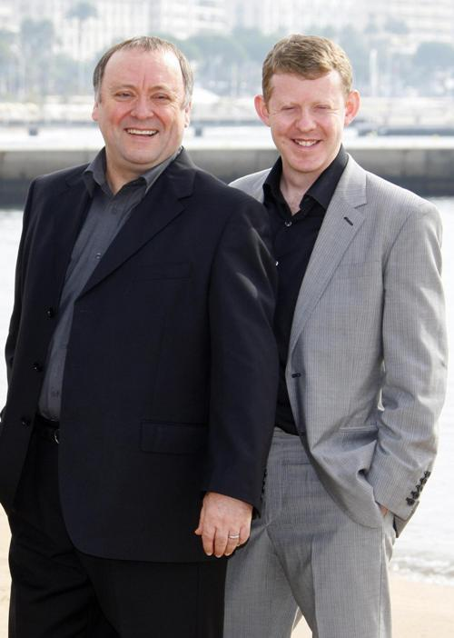 Alex Norton and Colin Mc Credie at the photocall of