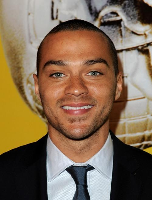Jesse Williams at the 41st Annual NAACP Image Awards Nominee Luncheon.