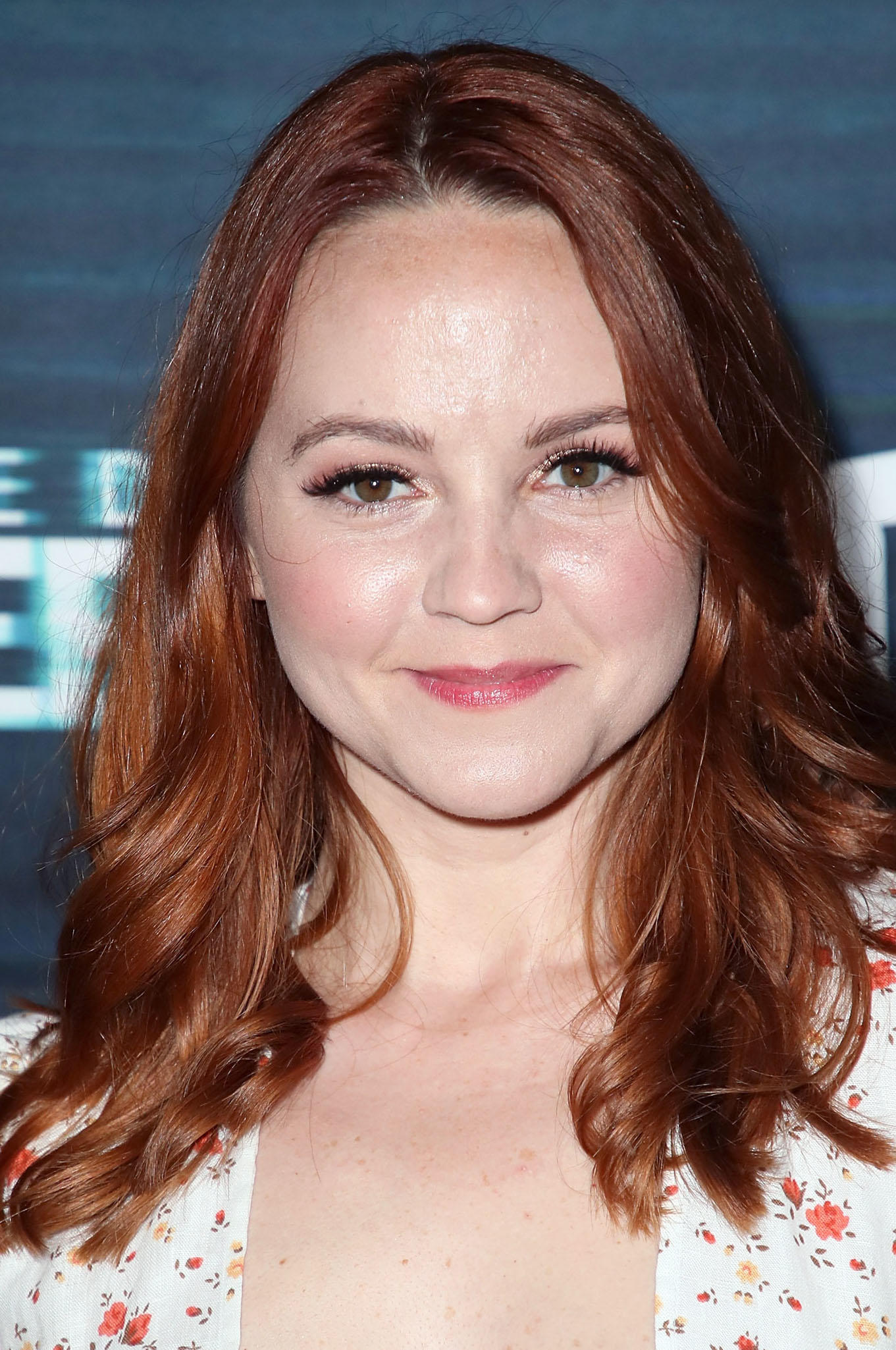Chelsea Alden at the premiere of