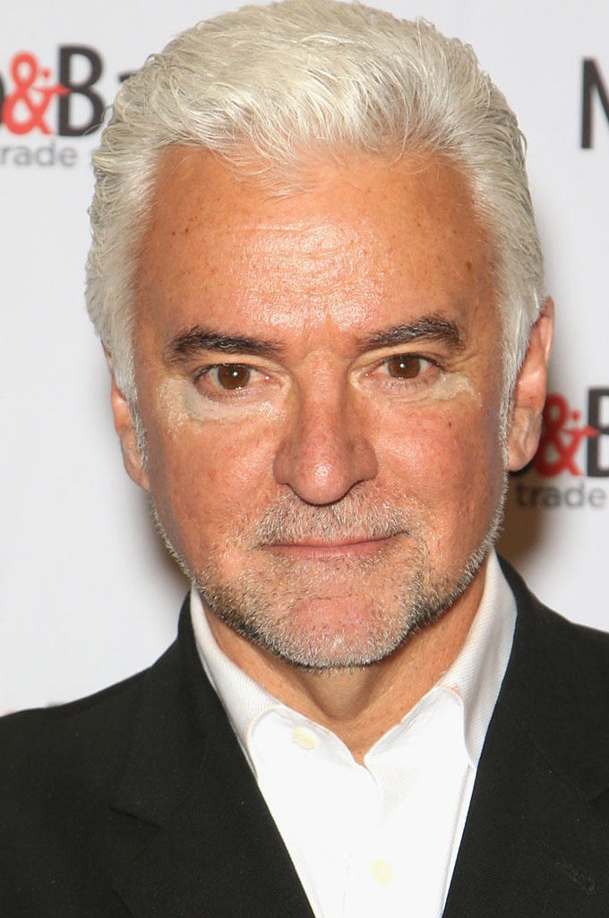 John O'Hurley at the 31st annual Nightclub & Bar Convention and Trade Show in Las Vegas.