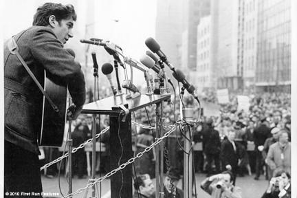 Phil Ochs in ``Phil Ochs: There but for Fortune.''