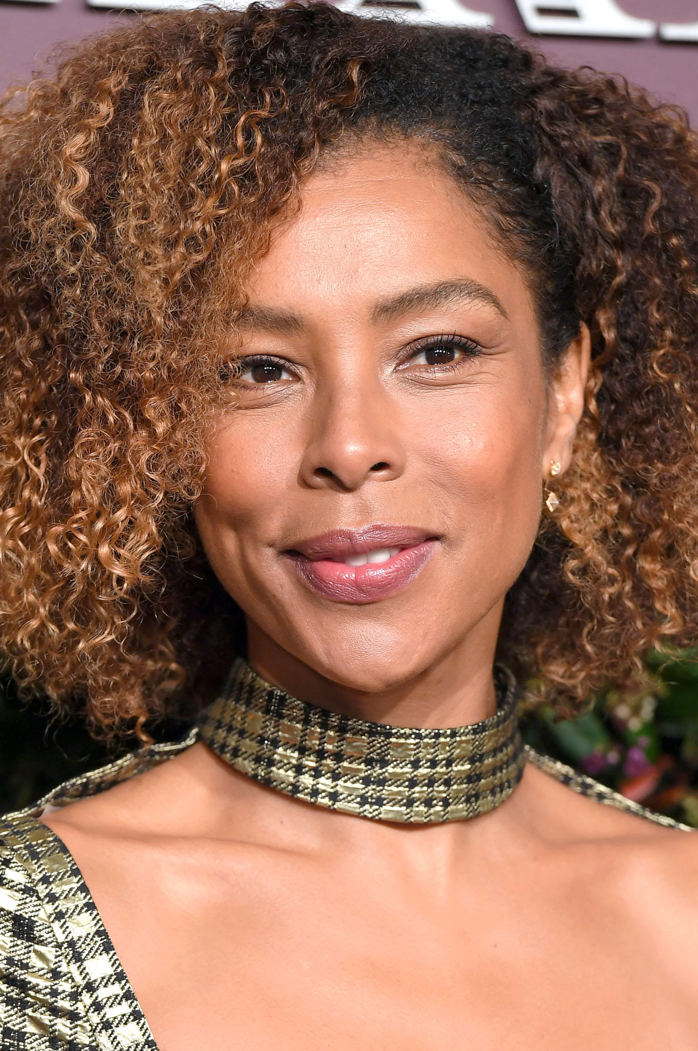 Sophie Okonedo at the Evening Standard Theatre Awards 2018 in London.