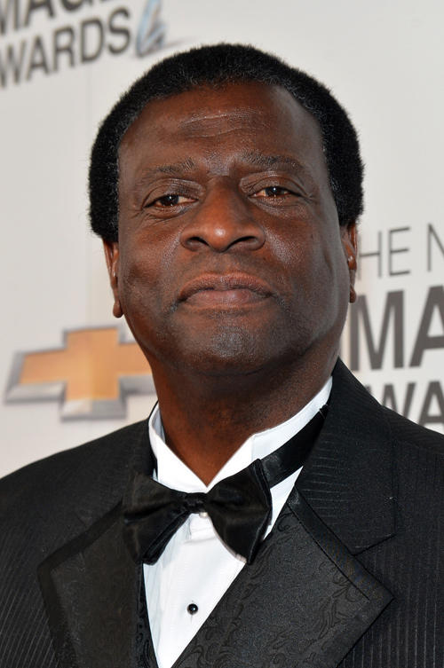 Afemo Omilami at the 44th NAACP Image Awards.